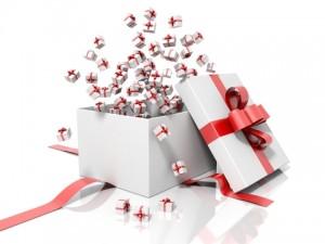 gift opened